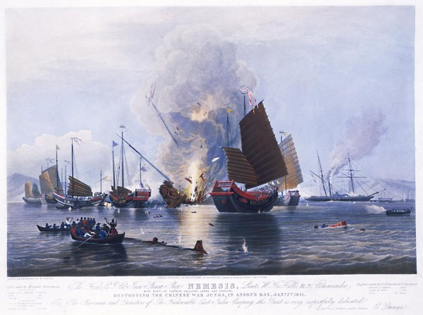 Opium War of 1840