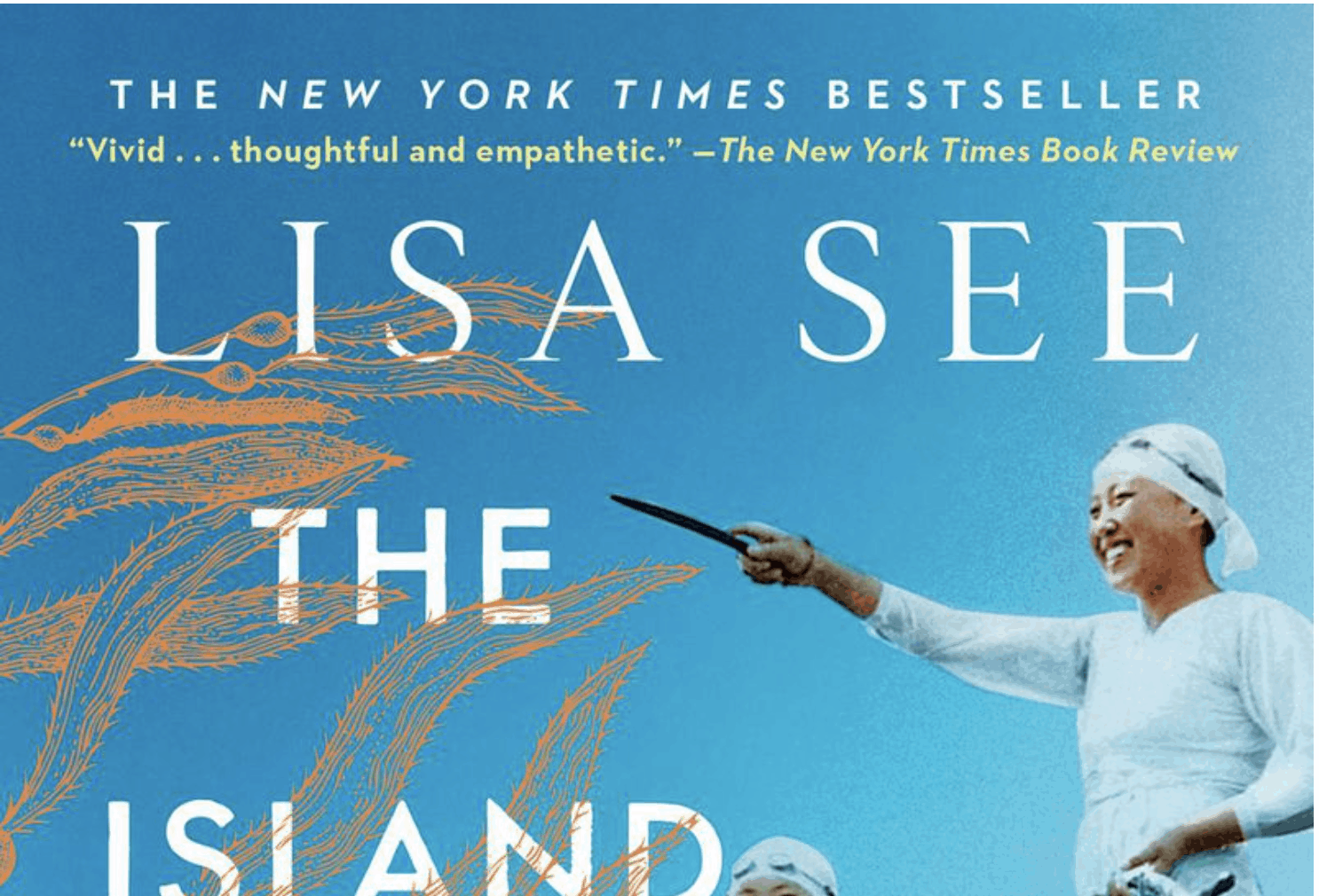 'The Island of Sea Women' by Lisa See is the 2020 One Maryland One Book selection