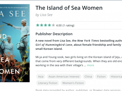 book club questions  lisa sees official website the island of sea women is bookbubs must reads for